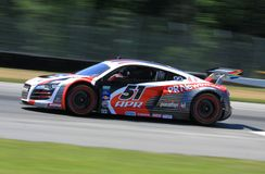 Audi R8 LMS car Stock Images