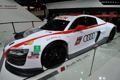 Audi R8 LMS Cup Royalty Free Stock Images