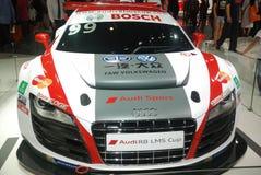 Audi R8 LMS Cup. Sport car, Chengdu Motor Show,China Stock Photo