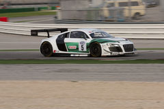 Audi R8 LMS race car Royalty Free Stock Photography