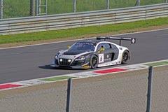Audi r8 lms ultra Royalty-vrije Stock Fotografie