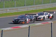 Audi r8 lms ultra Stock Photos