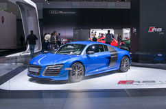 Audi R8 LMX Stock Images