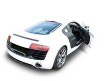 Audi R8 sportbil Royaltyfria Foton