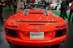 Audi R8 Spyder lizenzfreies stockbild