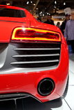 Audi 2013 R8 V10 Photographie stock libre de droits