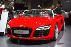 Audi R8 V8 Royalty Free Stock Photo