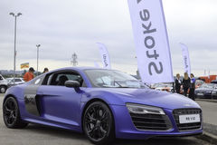 Audi R8 v10 Stock Image