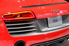 2013 Audi R8 V10 Royalty Free Stock Image