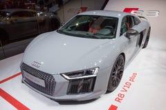 Audi R8 V10 plus Stock Foto