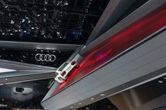 Audi R8 V10 plus Stock Afbeelding