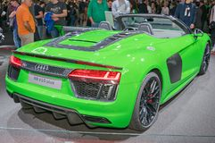 Audi R8 V10 plus Stock Images