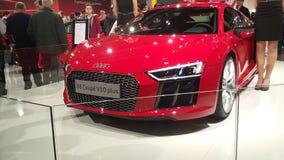 Audi R8 V10 plus Royalty Free Stock Photos