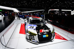 Audi R8 V10 Royalty Free Stock Photo