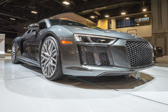 Audi R8 V10 Royalty Free Stock Photography