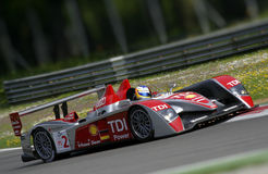 Audi R10 Le Mans Series Royalty Free Stock Image