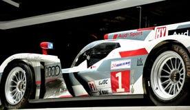 Audi R18 e-tron quattro Royalty Free Stock Image