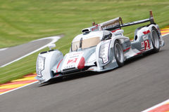 Audi R18 Hybrid Royalty Free Stock Images