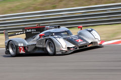Audi R18 TDI Royalty Free Stock Image