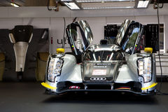 Audi R18 TDi Royalty Free Stock Photography