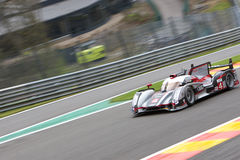 Audi R18 Ultra Royalty Free Stock Images