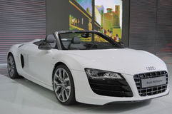 Audi R8 Immagine Stock