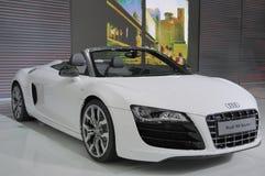 Audi R8 Stockbild