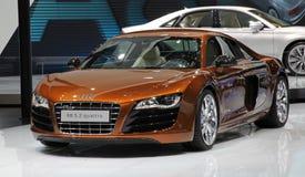 Audi R8 5.2 quattro Stock Image