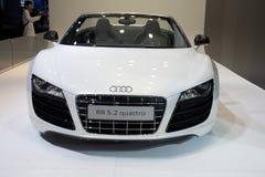 Audi r8 5.2 quattro carg Royalty Free Stock Photo
