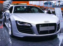 Audi R8 Royalty Free Stock Photos