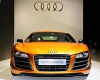Audi R8 begrenzte Ausgabe stockfotos