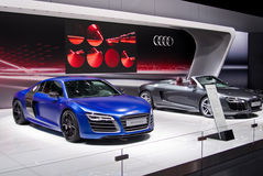 Audi R8 coupe Stock Image