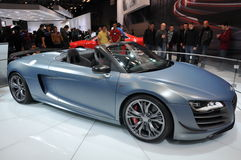 Audi R8 CT Spyder Stock Image