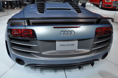 Audi R8 CT Spyder Royalty Free Stock Images