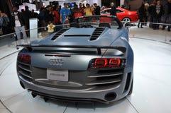 Audi R8 CT Spyder Stock Photos
