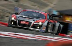 Audi R8 (de FIA GT=Spa24h) Stock Afbeeldingen