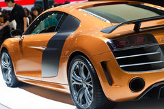 Audi R8 Limited Edition Royalty Free Stock Image