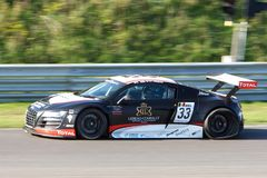 Audi R8 LMS Photographie stock