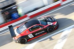 Audi R8 LMS Stock Photo
