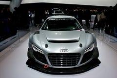 Audi R8 LMS ultra Royaltyfri Fotografi