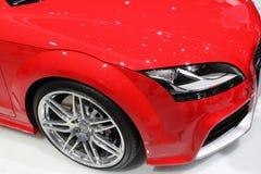 Audi R8 op 64ste IAA Stock Fotografie