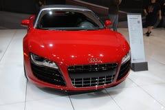 Audi R8 Spyder image stock