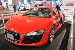 Audi R8 Spyder Royalty Free Stock Image