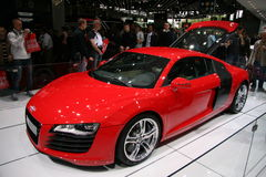 AUDI R8 TDI Royalty Free Stock Photography