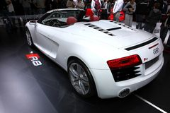Audi R8 V8 Royalty Free Stock Photos