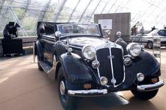 Audi retro car Stock Images