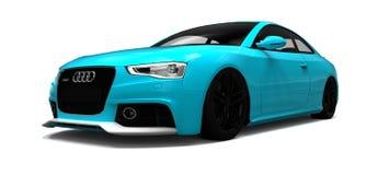 Audi rs 5 Zdjęcia Stock