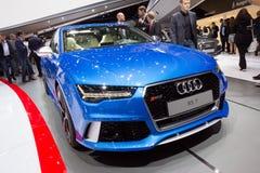 Audi RS7 Stock Photos