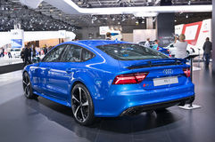 Audi RS7 Stock Photography