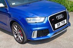 Audi RS Q3 2014 Stock Afbeeldingen